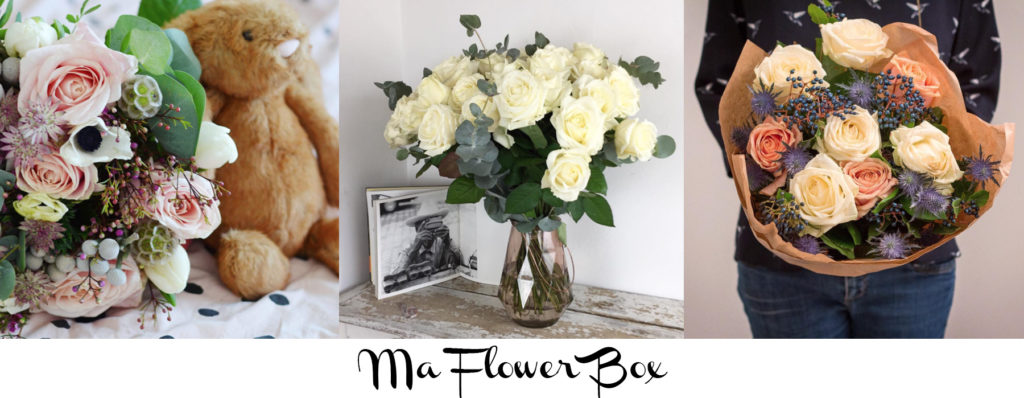 Ma Flower Box bouquet de fleurs - Hypiness