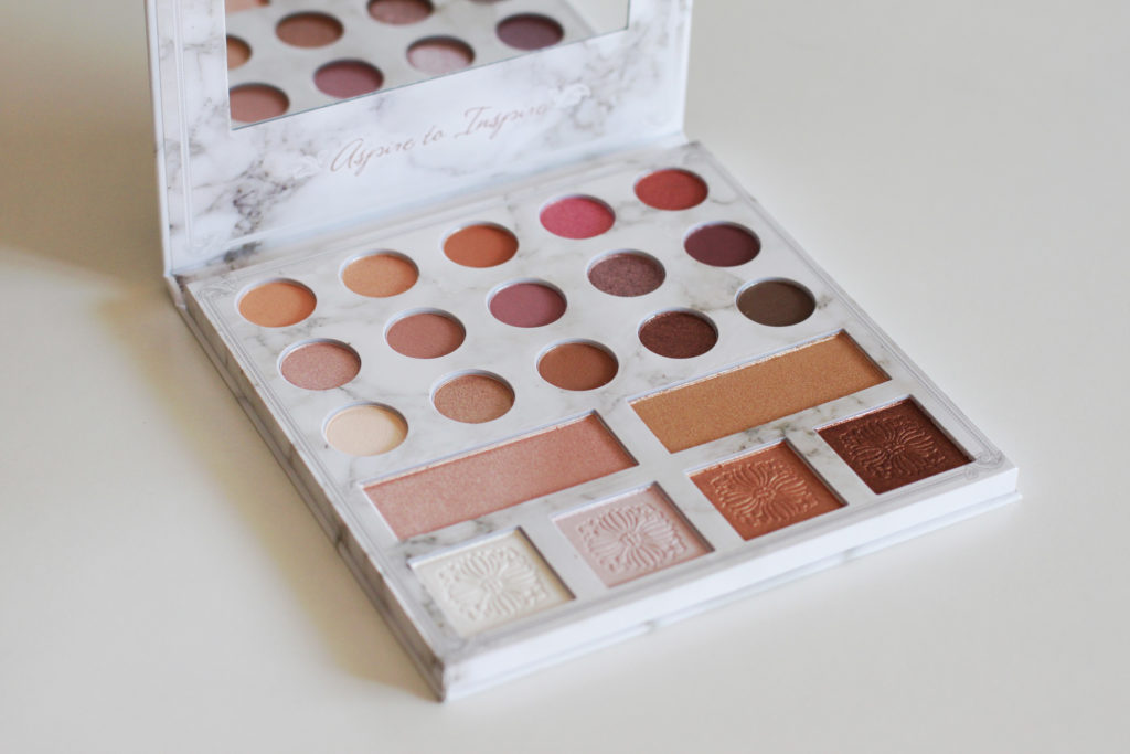 Carli Bybel Deluxe Edition BH Cosmetics - palette 2 - Hypiness