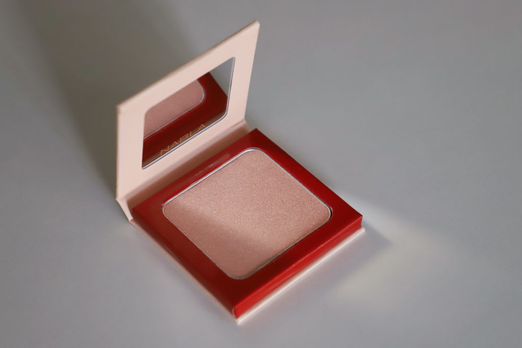 Nabla Venus Sand highlighter Denude Collection light - Hypiness