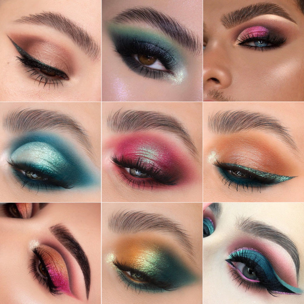 Nabla Secret Palette - make-up inspiration - Hypiness